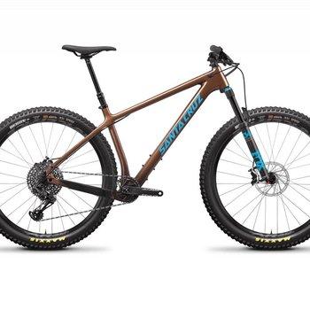 "Santa Cruz 2019 Santa Cruz Chameleon Carbon S 27.5""+ Kit"