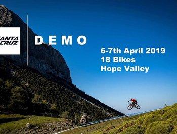 Santa Cruz demo days - April 2019
