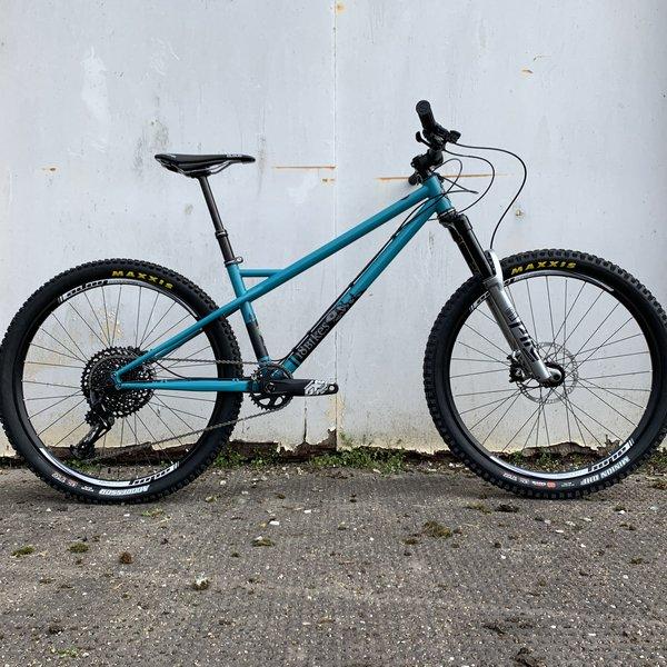 18 Bikes 18 Bikes №7 Bike X01