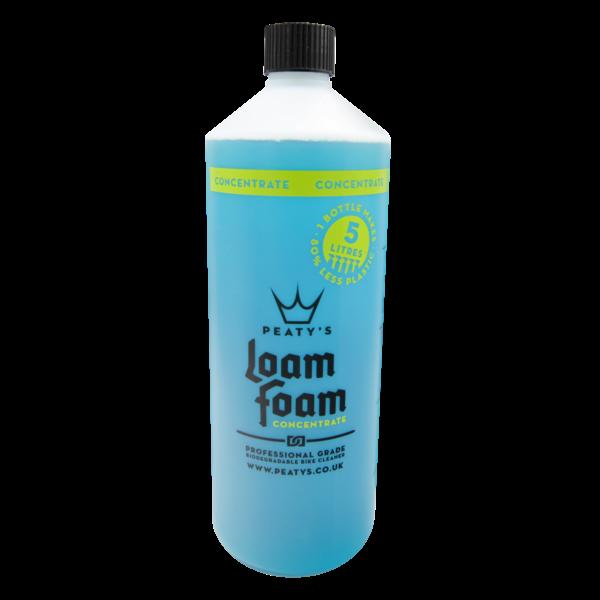 Peaty's Peatys LoamFoam Concentrate Professional Grade Bike Cleaner - 1Ltr - Single