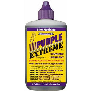 Bike Medicine Purple Extreme Chain Lube (120ml)