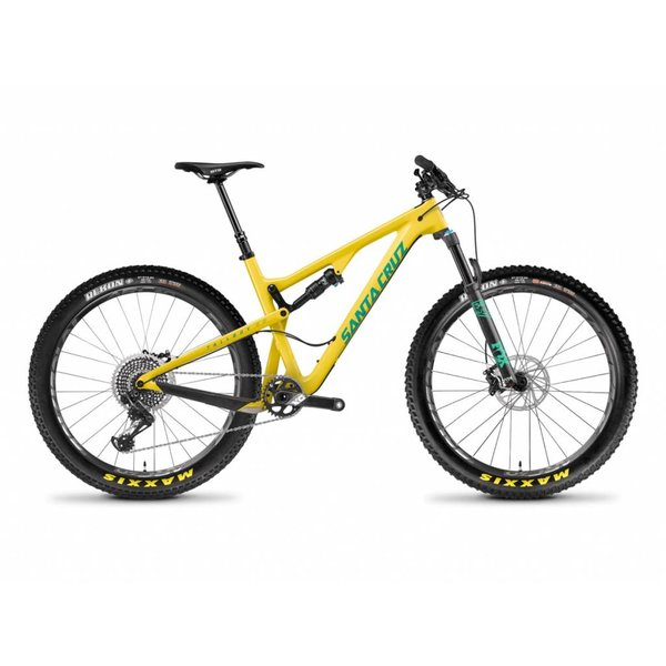 "Santa Cruz 2017 Santa Cruz Tallboy 3 Carbon CC 27.5""+  Bike X01 Kit/Pike RCT3"