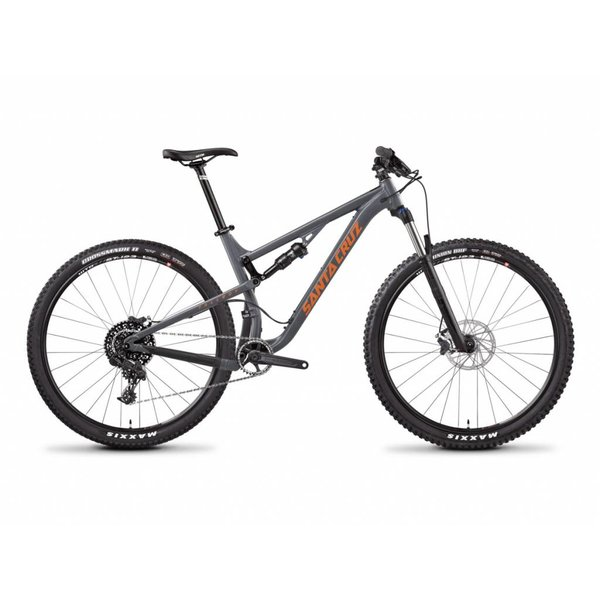 "Santa Cruz 2017 Santa Cruz Tallboy 3 Alloy 29"" Bike D Kit/Recon Silver"