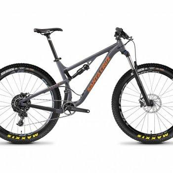 "Santa Cruz 2017 Santa Cruz Tallboy 3 Alloy 27.5""+ Bike D Kit/Recon Silver"