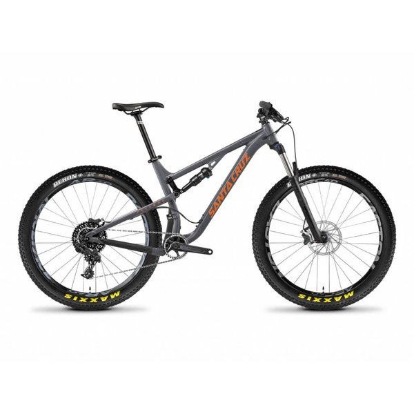 "Santa Cruz 2017 Santa Cruz Tallboy 3 Alloy 27.5""+ Bike D Kit/Recon Silver"