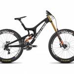 Santa Cruz 2017 Santa Cruz V10 Carbon CC Bike X01 DH Kit/Fox 40 RC2