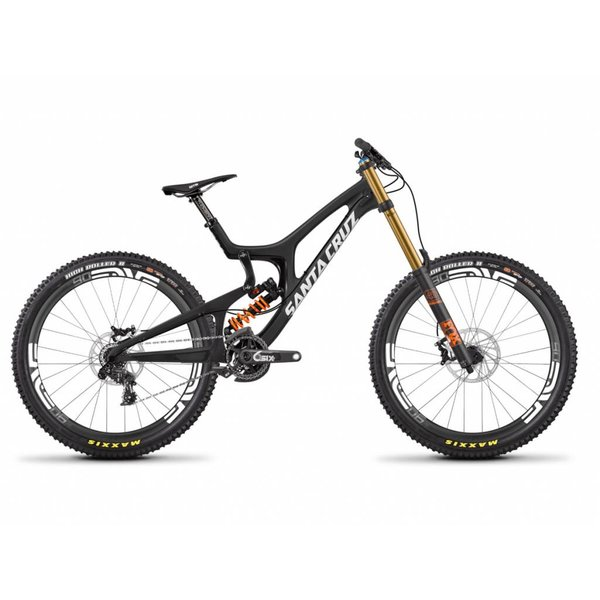 Santa Cruz 2017 Santa Cruz V10 Carbon CC Bike X01 DH Kit/Fox 40 RC2