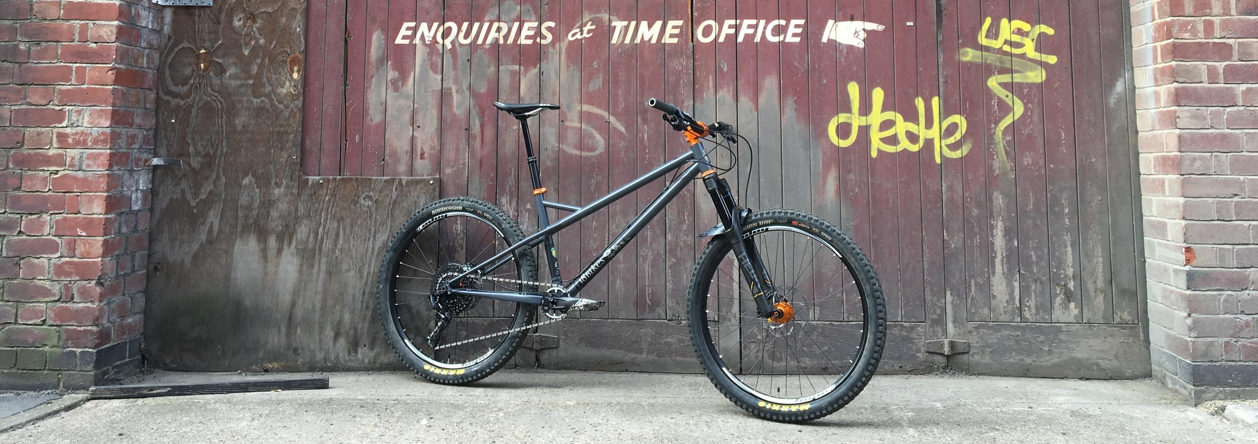 18 Bikes Custom Frames