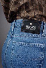 Versace Jeans Couture High Waisted Jeans