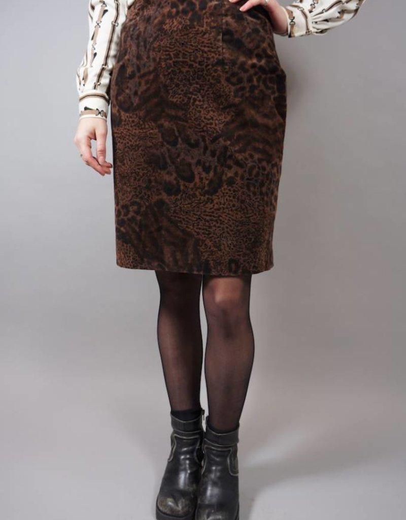 90s Panter Pencil Skirt
