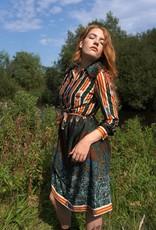 70s Art Deco Dress