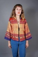 Ethnic Katoenen Nepal Jacket