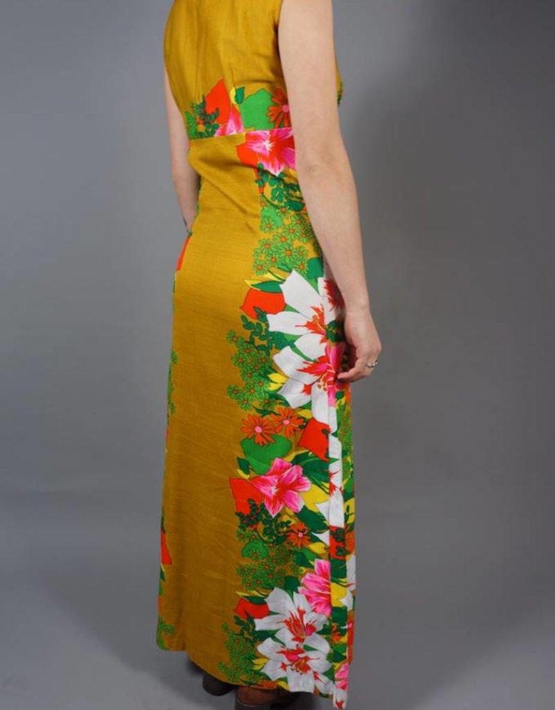 70s Maxi Dress Janet