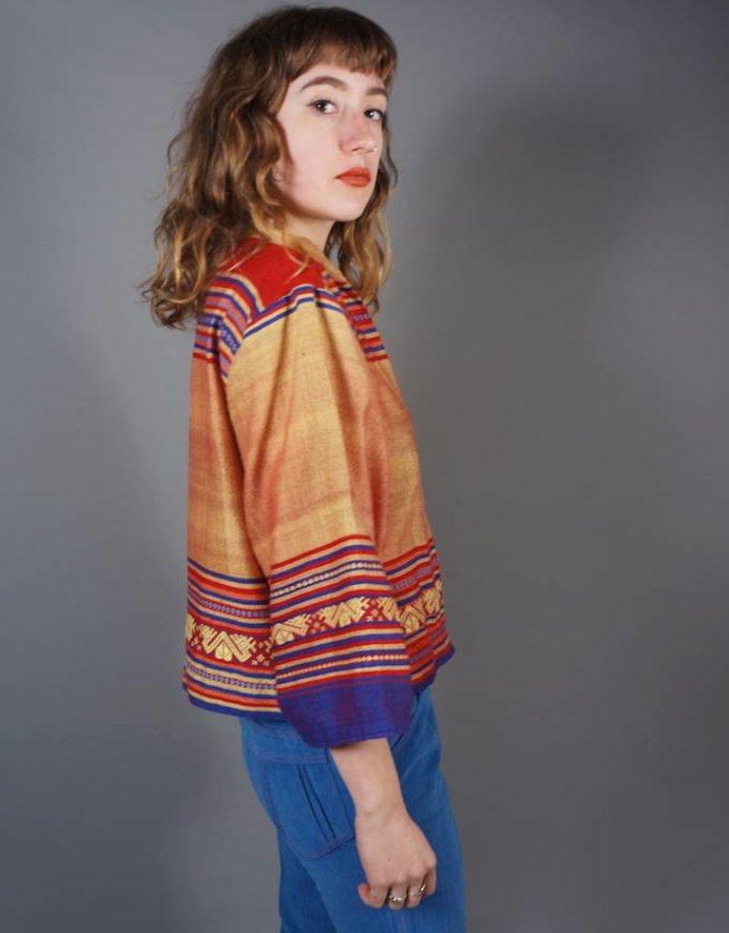 Ethnic Cotton Jacket