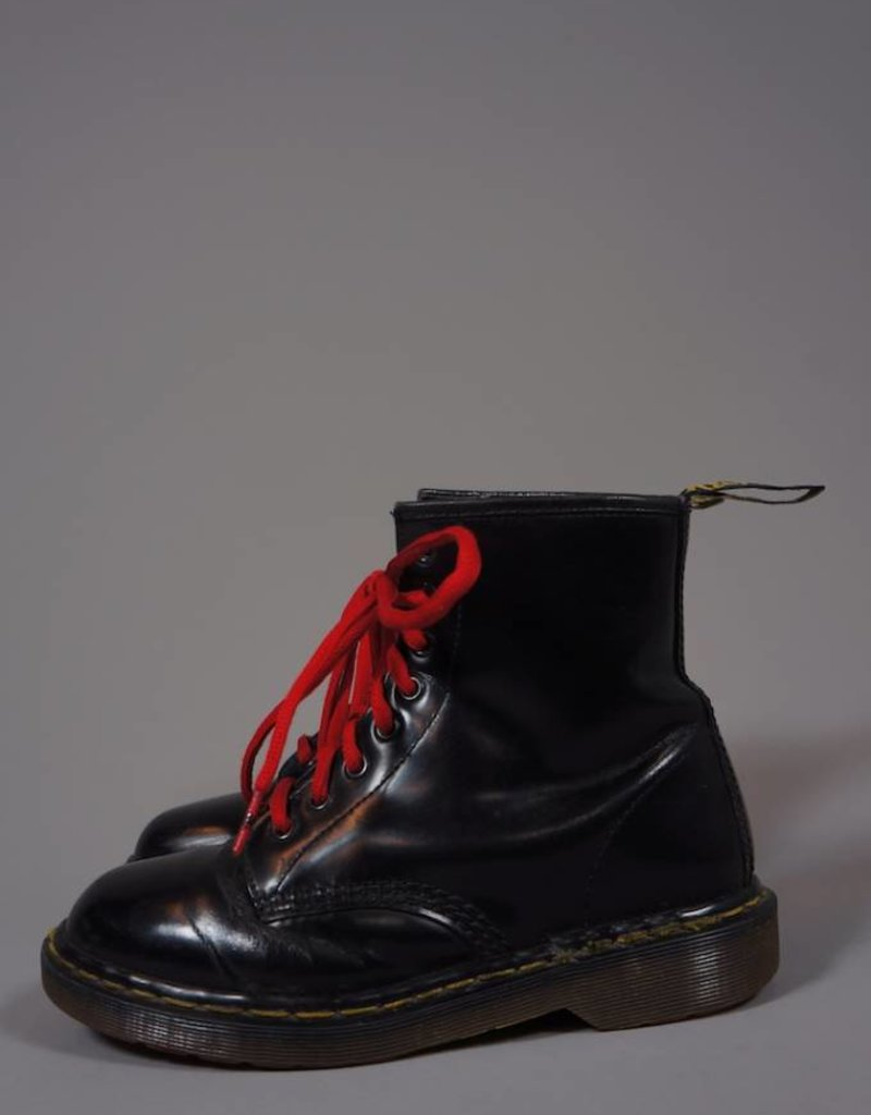 Dr. Martens with Red Laces