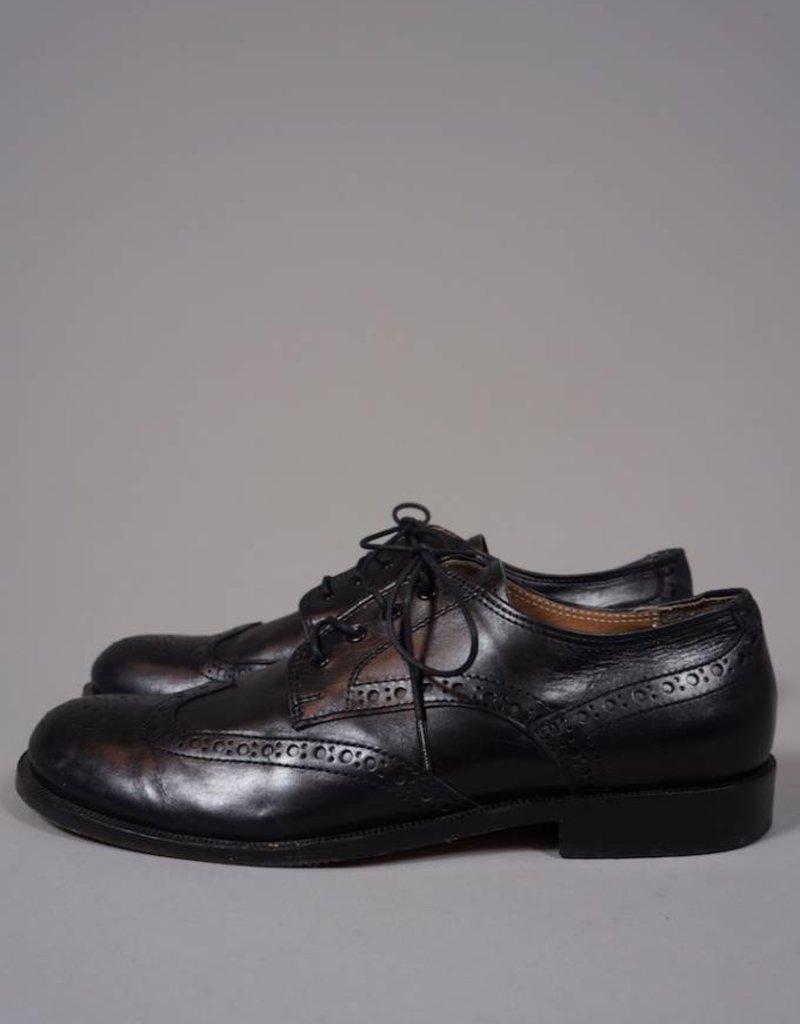 Chèrie Leather Lace Shoes