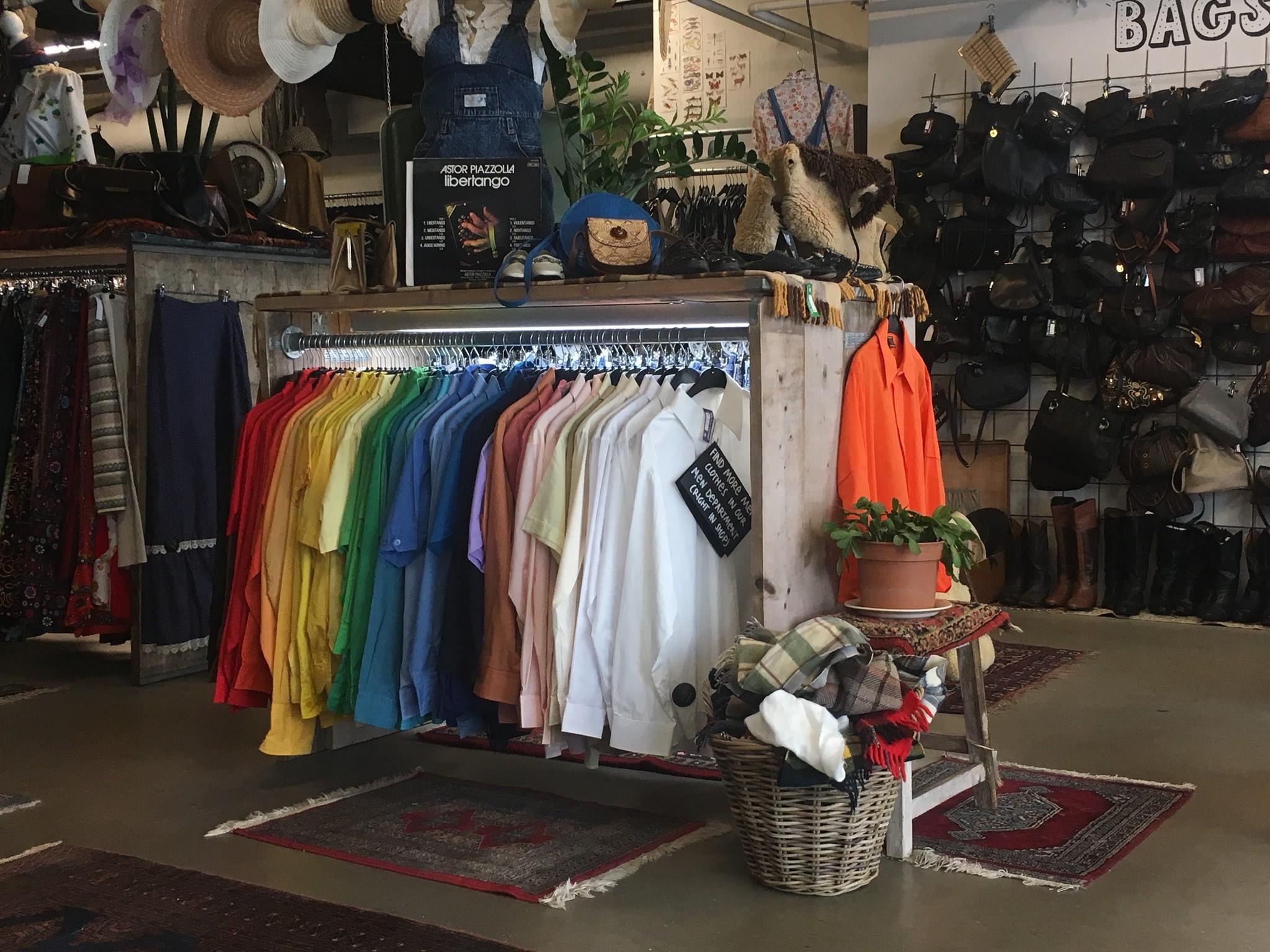 We Are Vintage Clothing Store Kinkerstraat