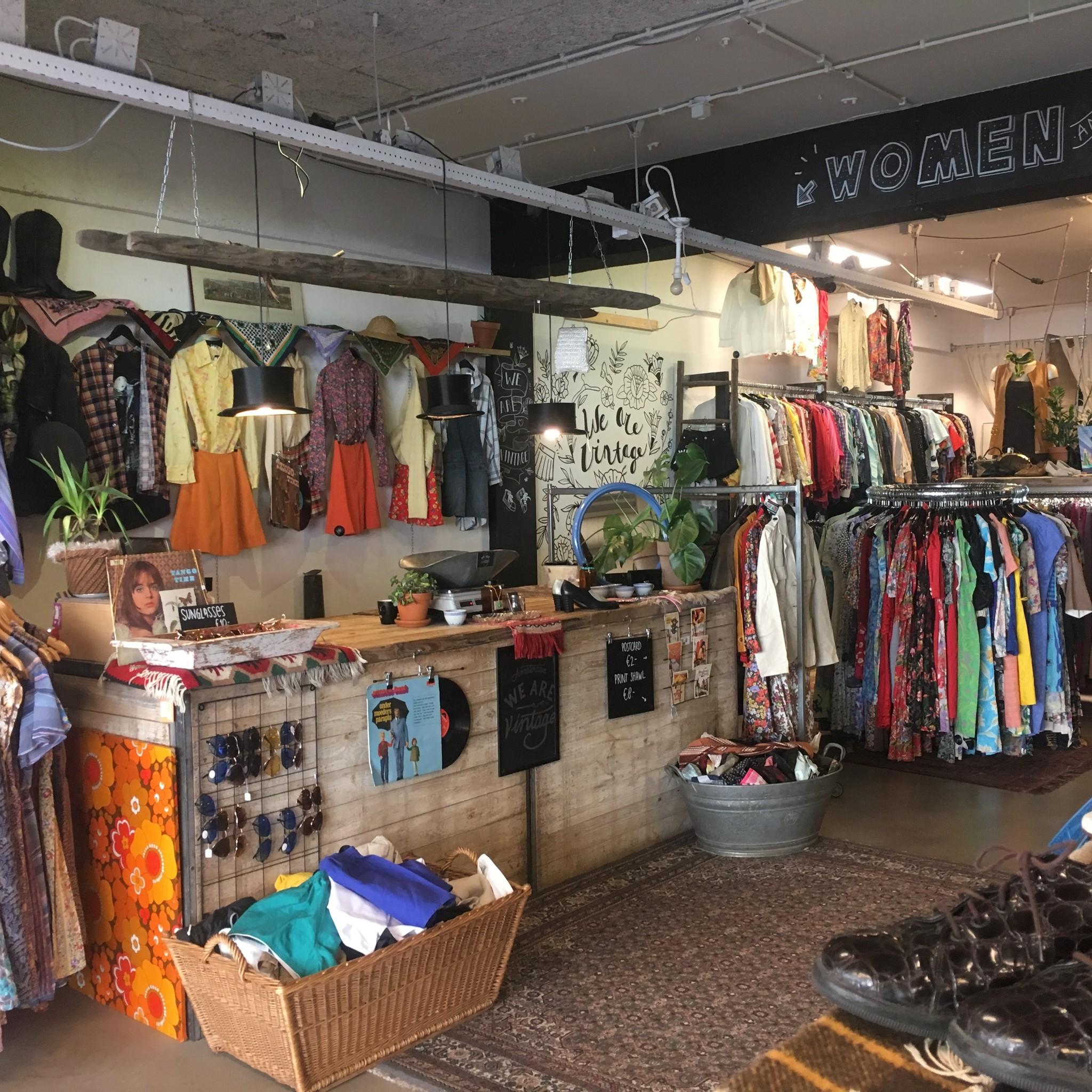 We Are Vintage Store Vintage Clothing