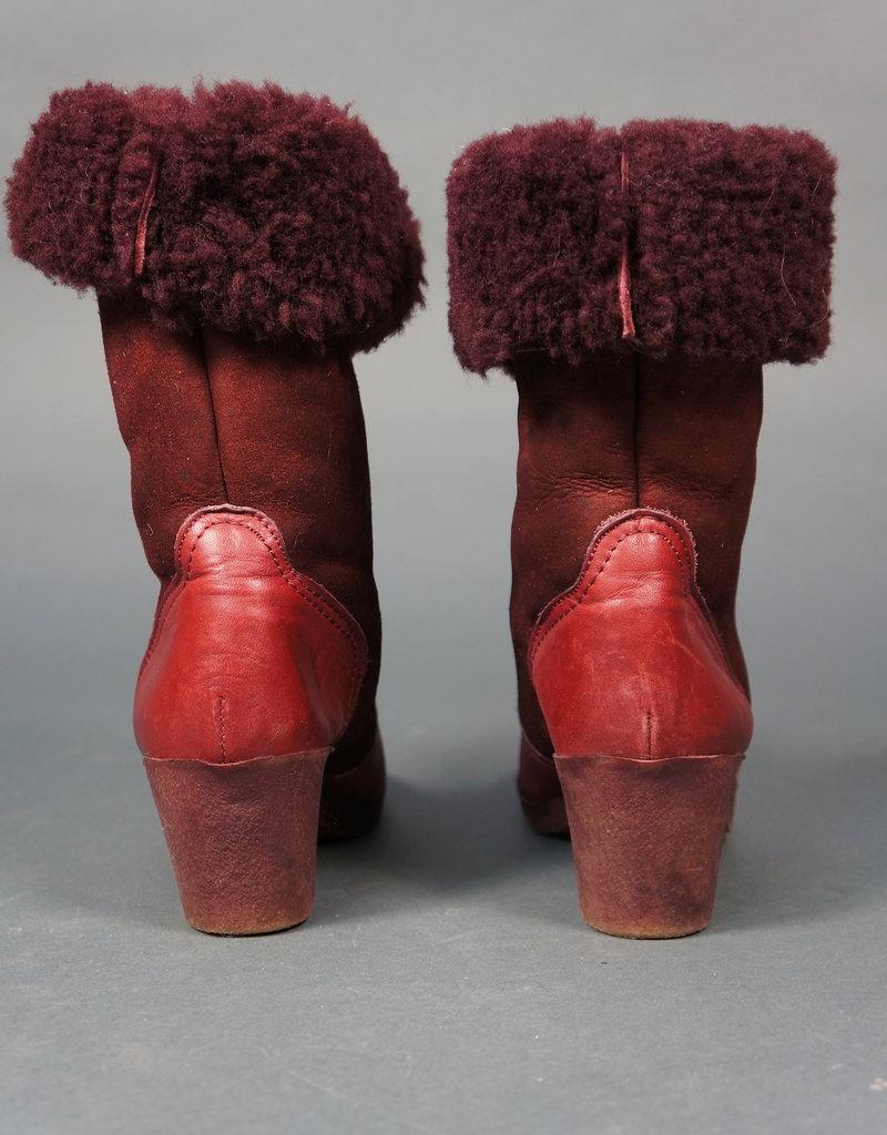 80s Lining Boots Alexandra