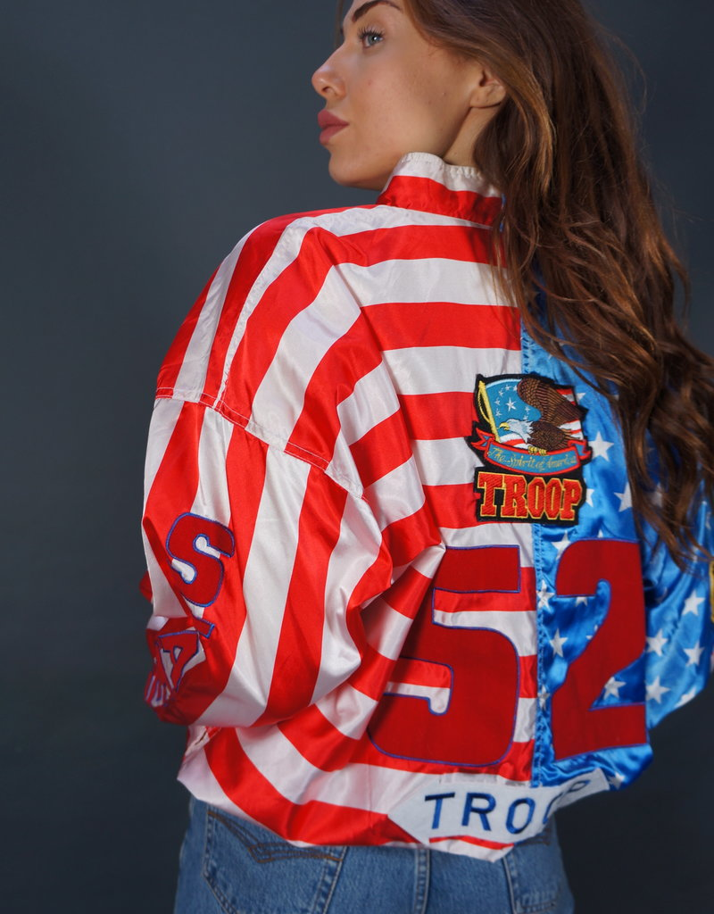 USA Troop Bomber Jacket