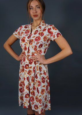 Cacharel Floral Dress
