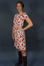 Cacharel Floral Dress