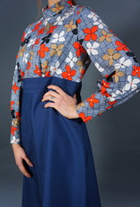 60s Hilda Flower Dress