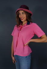 Cacharel Pink Lady Blouse