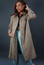 Burberry Trench Coat Irish Tweed