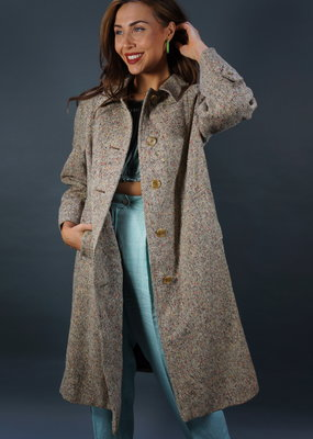 Burberry Trench Coat Irish Tweed
