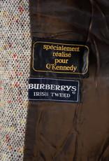 Burberry Trench Coat Irish Tweed #8