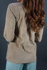 Suede Jacket Suzy