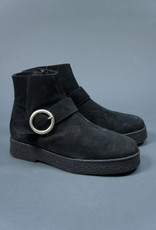 Round Buckle Boots