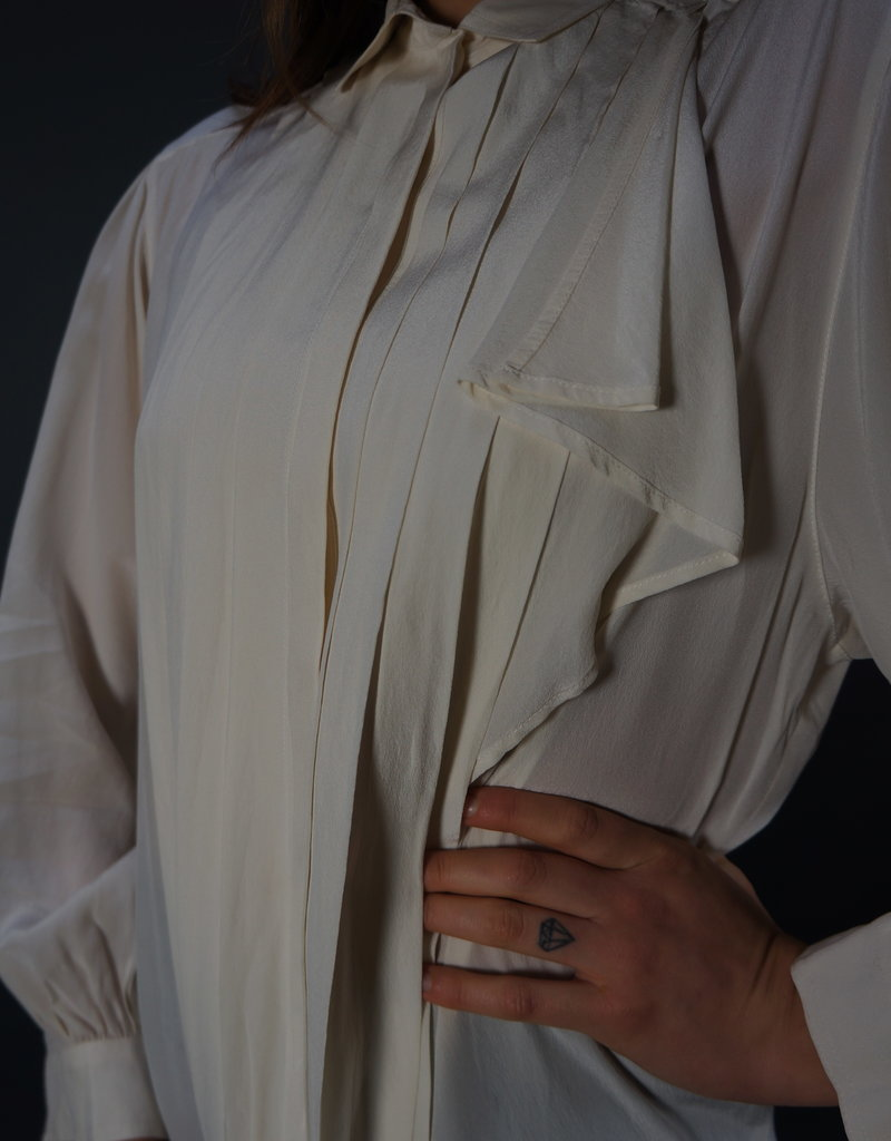 Escada Silk Blouse