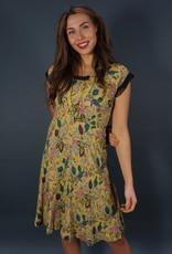 50s Flora Dress