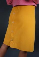 Céline Paris Button Up Skirt