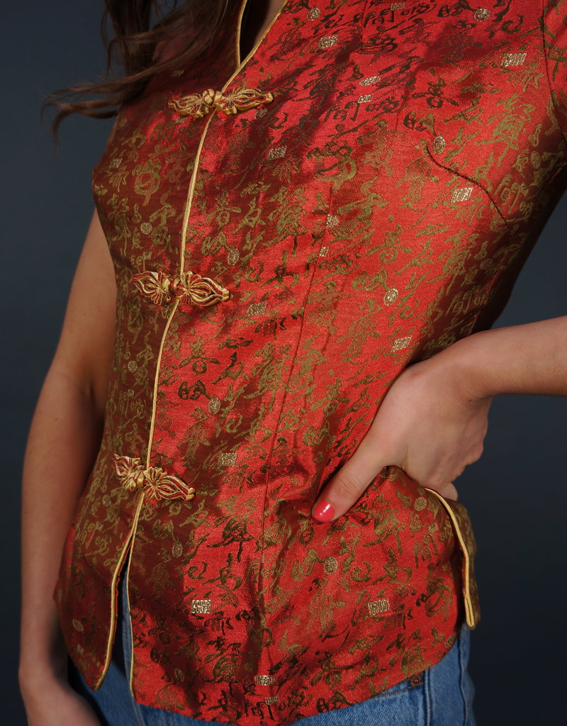 Asian Blouse Florence
