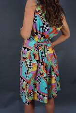 80s Postmodern Dress