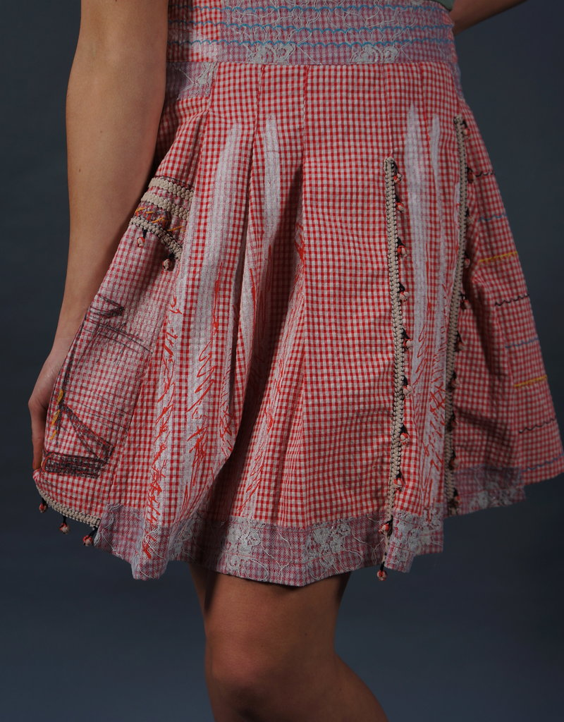 Save the Queen Skirt