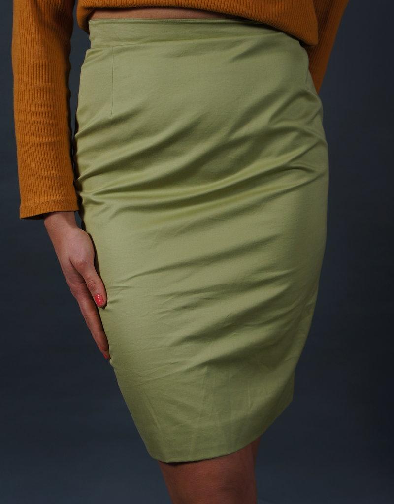MaxMara Cotton Skirt