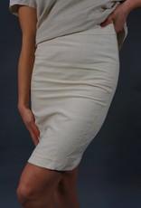Jil Sander Linen Skirt