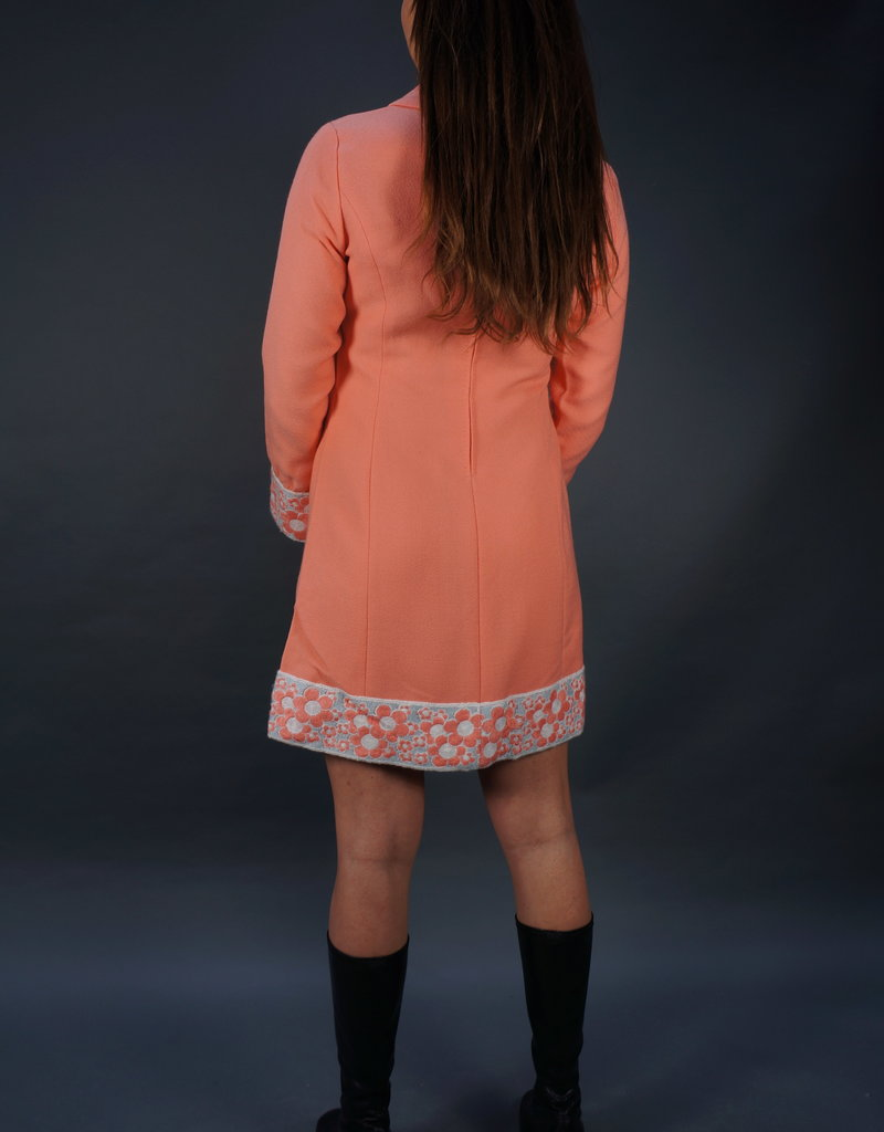 60s Twiggy Dress