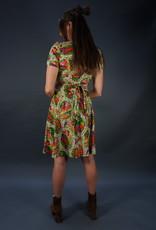 70s Spring Garden Dress