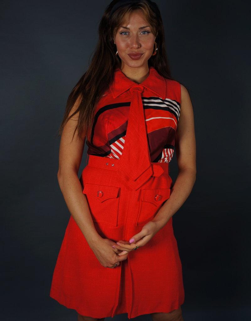 60s Skipper Dress
