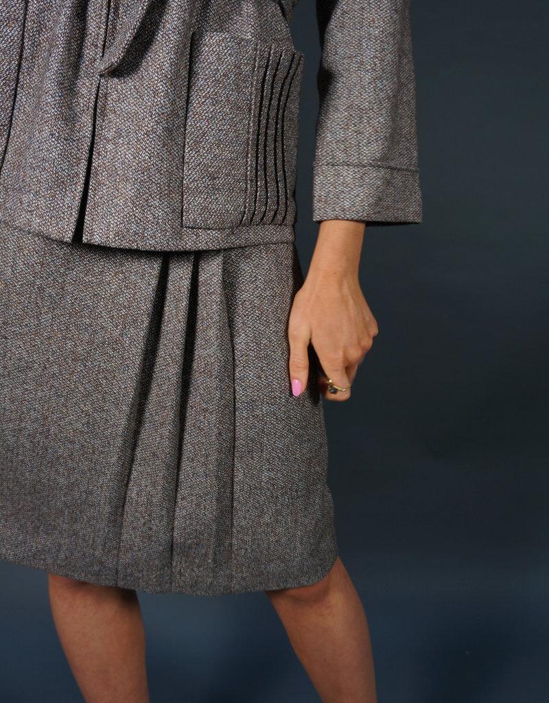 70s Wool Set Marlene