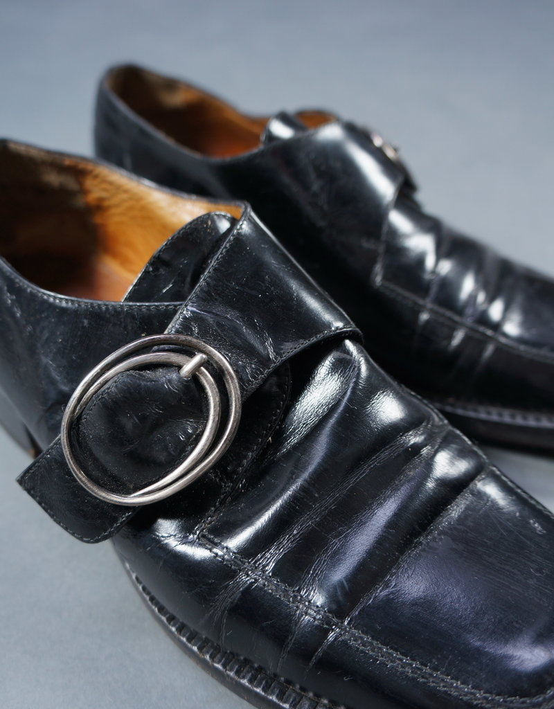 70s Buckle Shoes