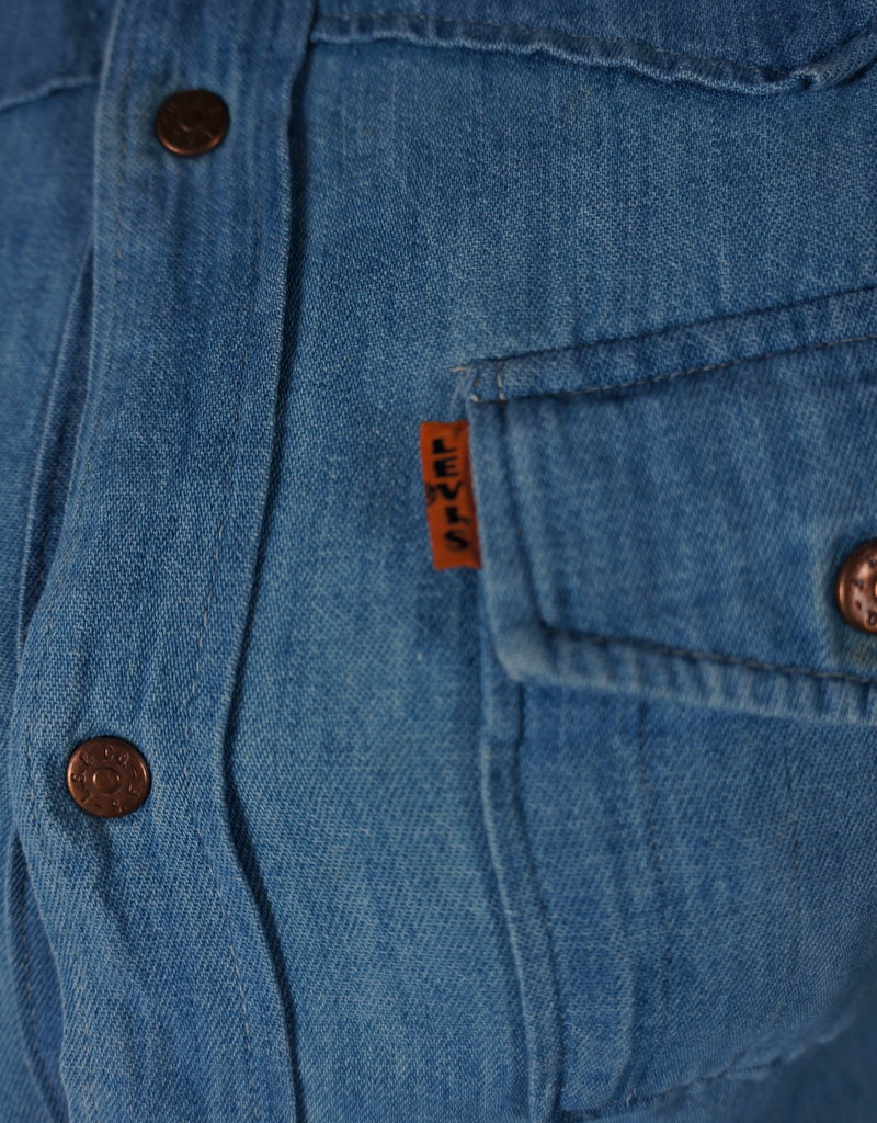 Levi's Orange Label Jeans Blouse