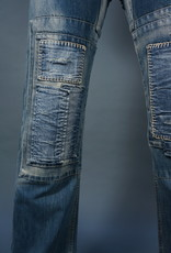 Levi's 501 Copper Rivet Patch Jeans Original