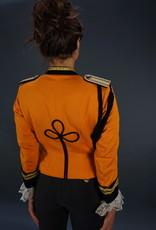 60s Hand Made  Officer Director Jacket