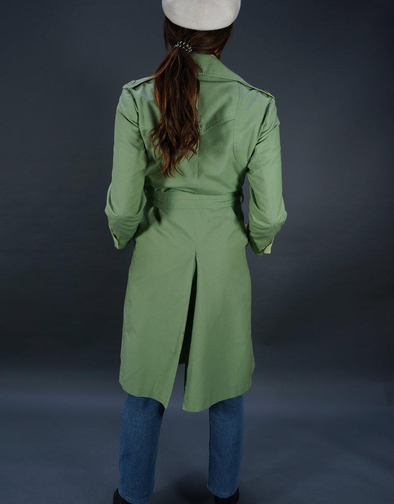 60s Minty Madison Coat